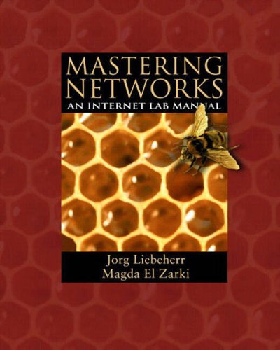 9780321223234: Mastering Networks: An Internet Lab Manual