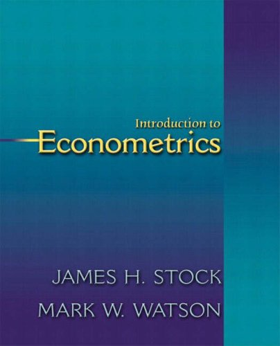 9780321223517: Introduction to Econometries