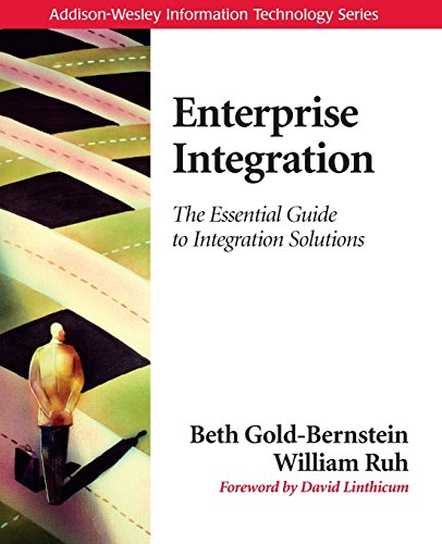 9780321223906: Enterprise Integration: The Essential Guide to Integration Solutions: Managing for EAI Success (Addison-Wesley Information Technology Series)