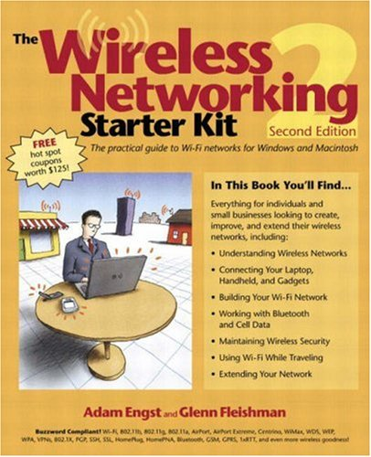 9780321224682: The Wireless Networking Starter Kit (2nd Edition)