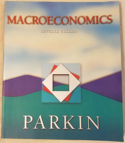 Macroeconomics: Michael Parkin