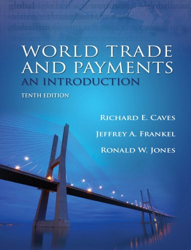 9780321226600: World Trade And Payments: An Introduction