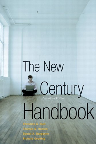 9780321226631: The New Century Handbook, Canadian Edition