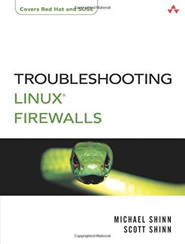 9780321227232: Troubleshooting Linux Firewalls