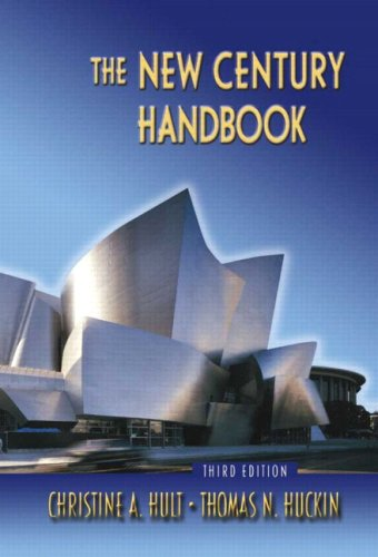 9780321233929: The New Century Handbook, Third Edition