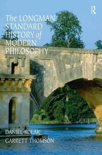 9780321235121: The Longman Standard History of Modern Philosophy