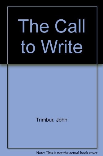 9780321236326: The Call to Write with MLA Guide, Second Edition