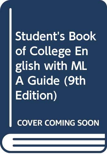 9780321236333: Students Book of College Engli