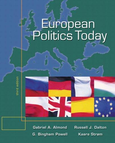 9780321236524: European Politics Today (3rd Edition)