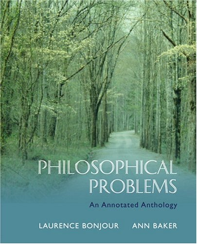 9780321236593: Philosophical Problems: An Annotated Anthology