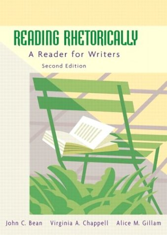 9780321236685: Reading Rhetorically: A Reader for Writers (2nd Edition)