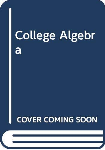 9780321237316: Digital Video Tutor for College Algebra, 9th edition