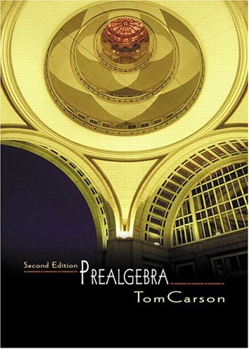 9780321237361: Prealgebra (2nd Edition)