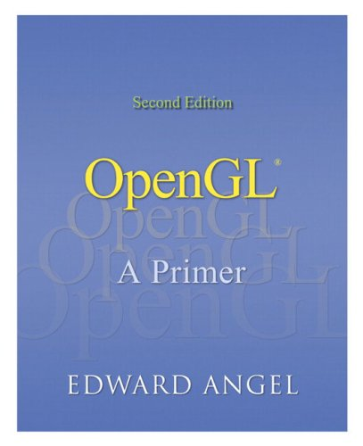 9780321237620: OpenGL: A Primer (2nd Edition)