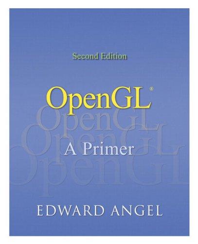 9780321237620: Opengl: A Primer