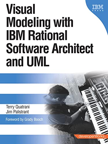9780321238085: Visual Modeling with IBM Rational Software Architect and UML