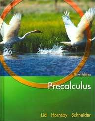 9780321238153: Precalculus plus MML Student Starter Kit (3rd Edition)