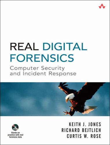 9780321240699: Real Digital Forensics: Computer Security and Incident Response