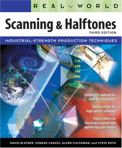 9780321241320: Real World Scanning and Halftones (3rd Edition)