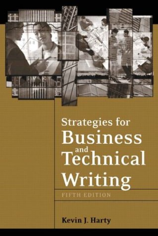 9780321241955: Strategies for Business and Technical Writing (5th Edition)