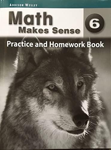 9780321242273: Math Makes Sense 6 Homework and Practice Book