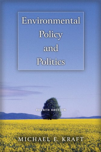 9780321243539: Environmental Policy and Politics (4th Edition)