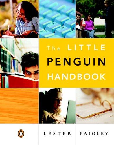 9780321244017: The Little Penguin Handbook