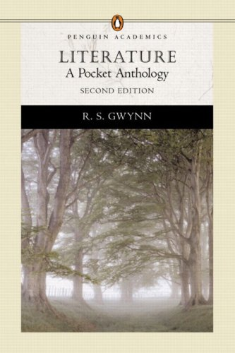9780321244437: Literature: A Pocket Anthology (Penguin Academics)