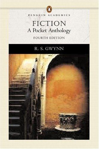 9780321244444: Fiction: A Pocket Anthology (Penguin Academics)
