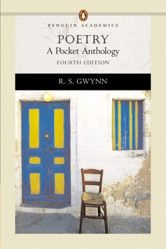 9780321244963: Poetry: A Pocket Anthology (Penguin Academics Series) (4th Edition)