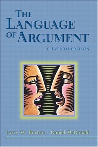 9780321245113: Language of Argument, The (11th Edition)
