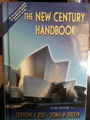 9780321245397: New Century Handbook