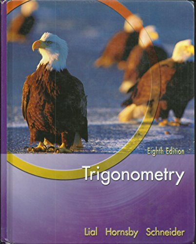 9780321245434: Trigonometry