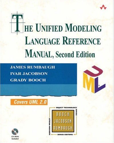 9780321245625: The Unified Modeling Language Reference Manual (2nd Edition) (The Addison-Wesley Object Technology Series)