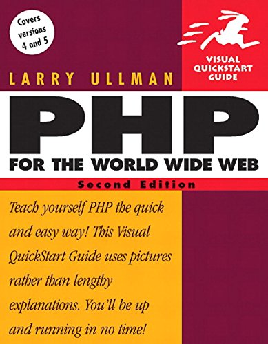 9780321245656: PHP for the World Wide Web, Second Edition