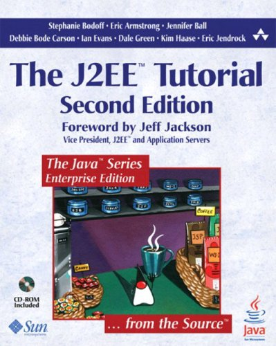 9780321245755: The J2EE Tutorial (Java)