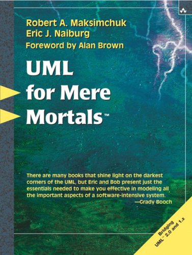 9780321246240: UML for Mere Mortals