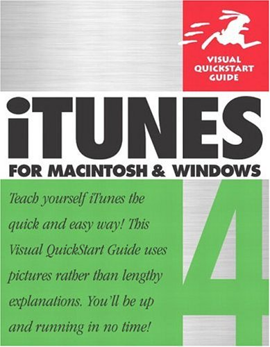 9780321246653: iTunes 4 for Macintosh and Windows