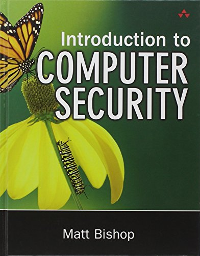 9780321247445: Introduction To Computer Security