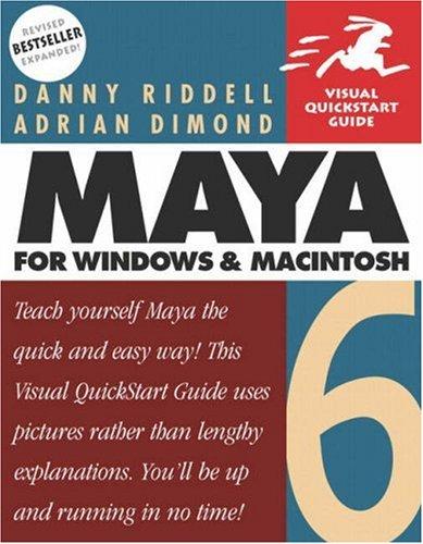 9780321247469: Maya 6 for Windows & Macintosh