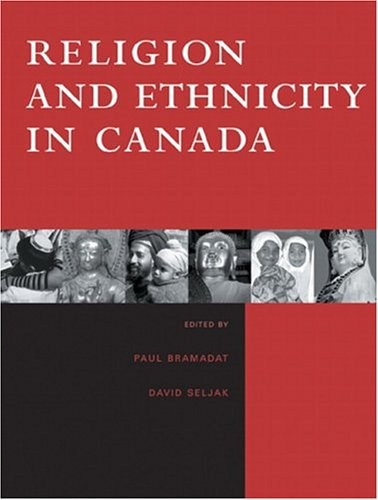 9780321248411: Religion and Ethnicity in Canada