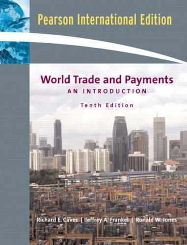 9780321248558: World Trade and Payments: An Introduction