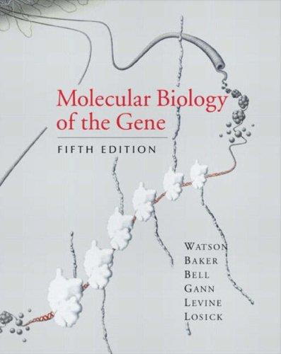 9780321248640: Molecular Biology of the Gene