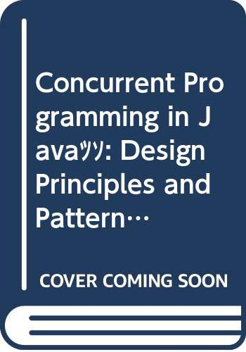 9780321256171: Concurrent Programming in Java