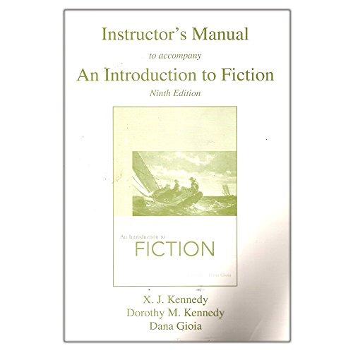 An Introduction to Fiction by Deirdre Kennedy: Gioia, Deirdre Kennedy