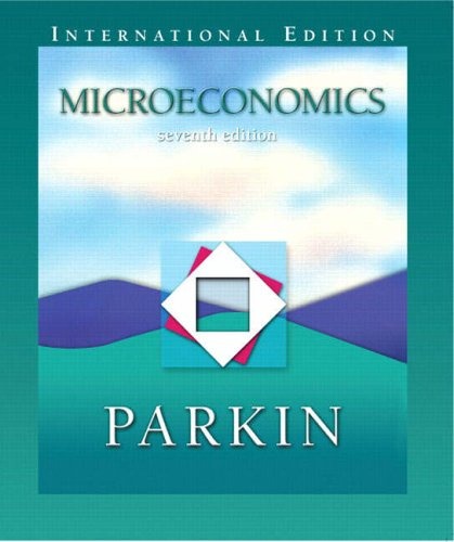9780321263131: Microeconomics with MyEconLab Student Access Kit: International Edition (Access Kit 7th Edition)