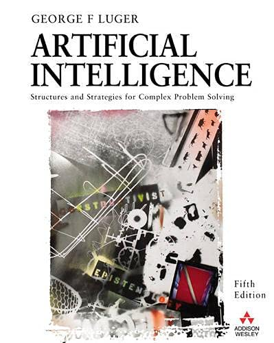 9780321263186: Artificial Intelligence: Structures and Strategies for Complex Problem Solving