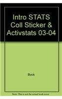 9780321266453: Intro STATS Coll Sticker & Activstats 03-04
