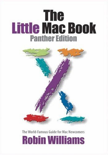 Little Mac Book, The, Panther Edition: Williams, Robin