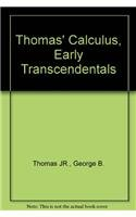 Thomas Calc Early Transcendentl& MML Stud Pk (0321267591) by George B. Thomas; Maurice D. Weir; Joel R. Hass; Frank R. Giordano; Developmental Math; Mathematics